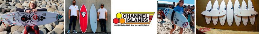 Channel Islands Surfboards by Al Merrick