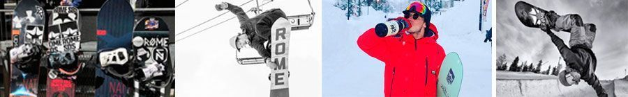 Marca Rome Snowboards